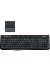 fashionothon - Logitech K375S Multi Device Keyboard Quiet Comfortable