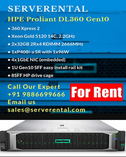 Brand New HP ProLiant DL360 Gen10 Server  on sale