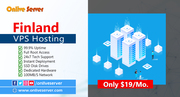 Get a Low Budget Finland VPS Hosting Plan By Onlive Server
